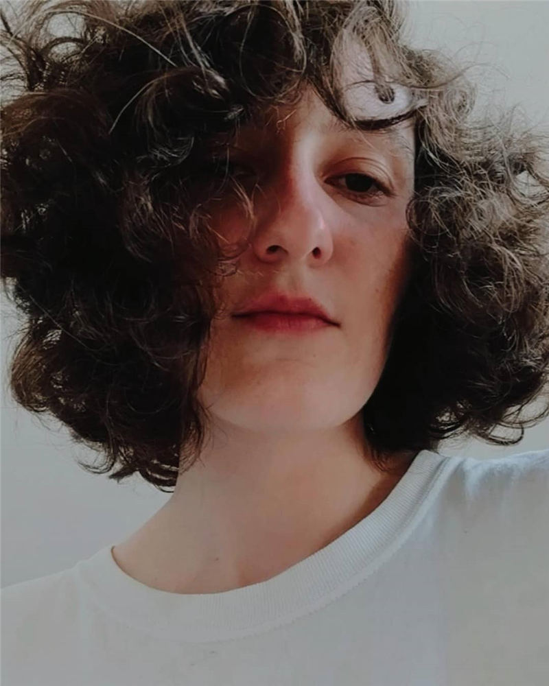 Cool Curly Hairstyles for Women That Youll Want To Get 36
