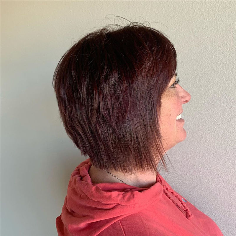 Cool Short Hairstyles For Women Who Want To Look Stylish 08