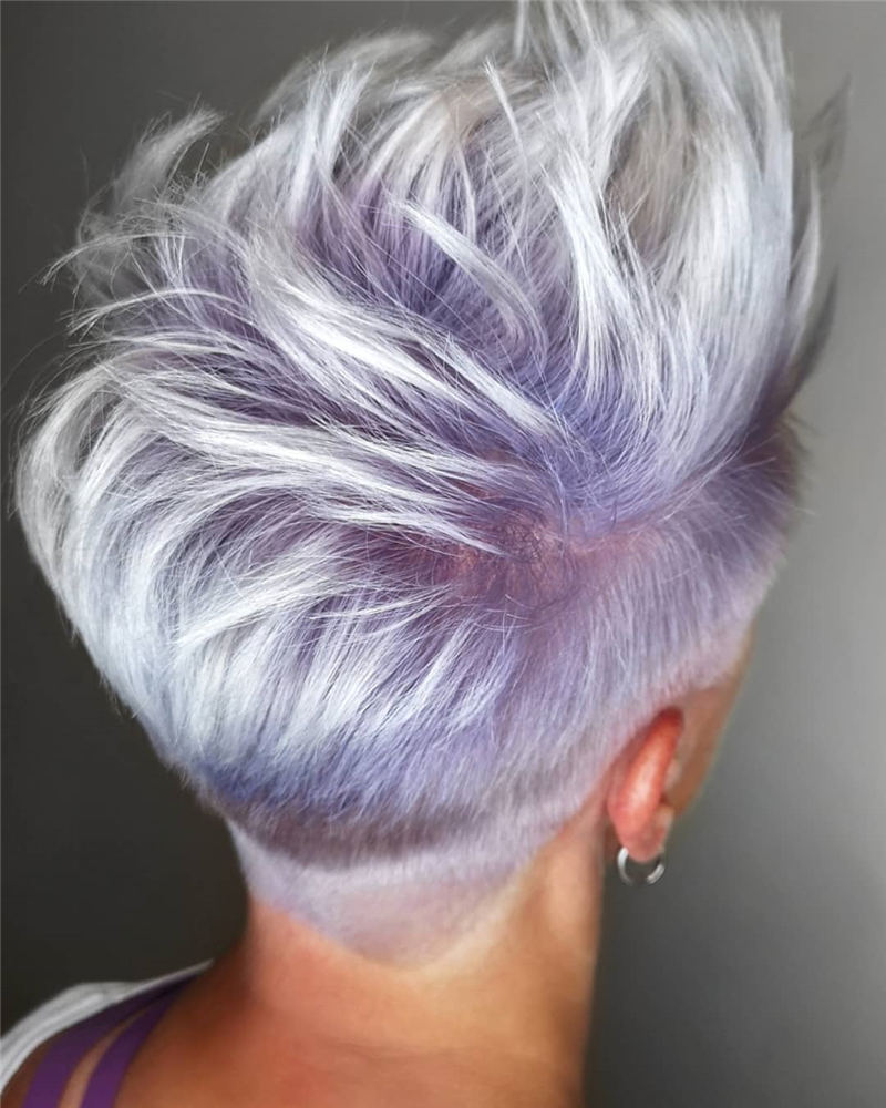Cool Short Hairstyles For Women Who Want To Look Stylish 15