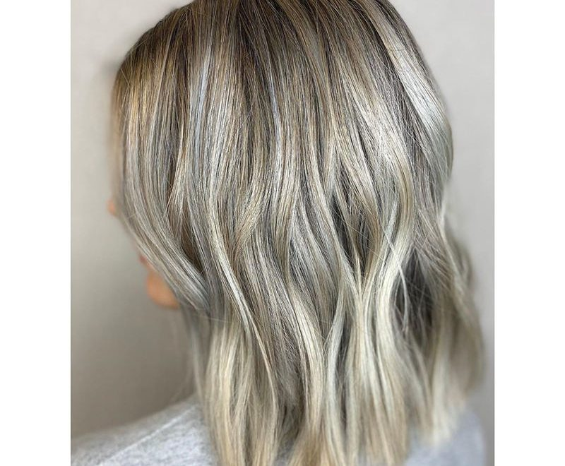 Cute Medium Hairstyles for Pretty Look 2020 20