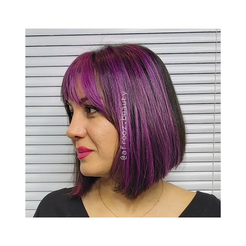 Extremely Popular Bob Hairstyles To Inspire Your Next Haircut 01