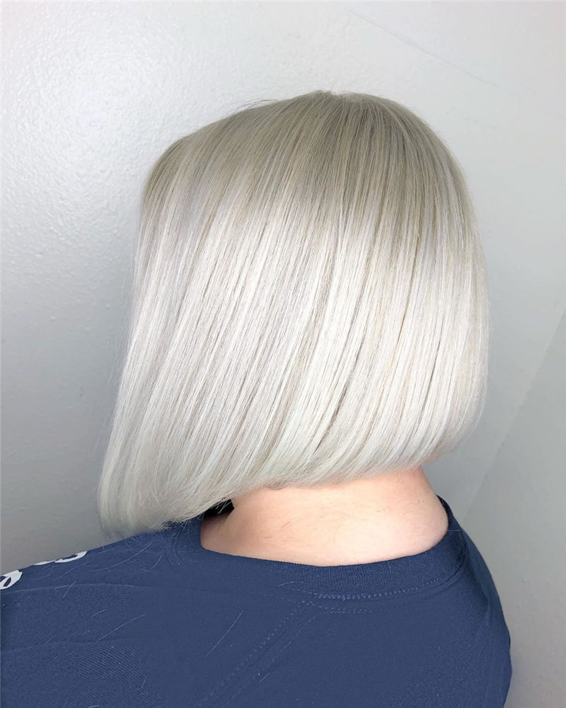 Extremely Popular Bob Hairstyles To Inspire Your Next Haircut 07