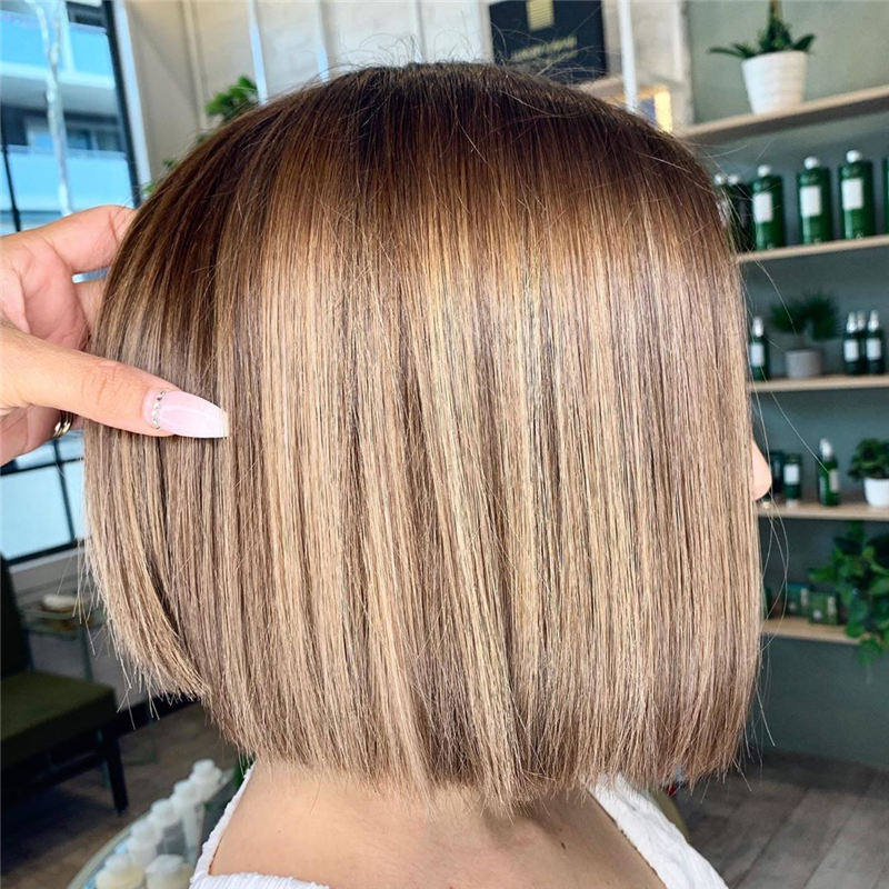 Extremely Popular Bob Hairstyles To Inspire Your Next Haircut 08