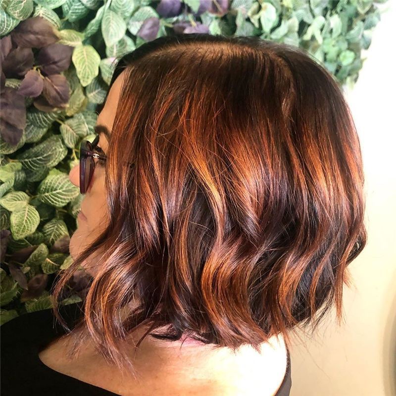 Extremely Popular Bob Hairstyles To Inspire Your Next Haircut 09