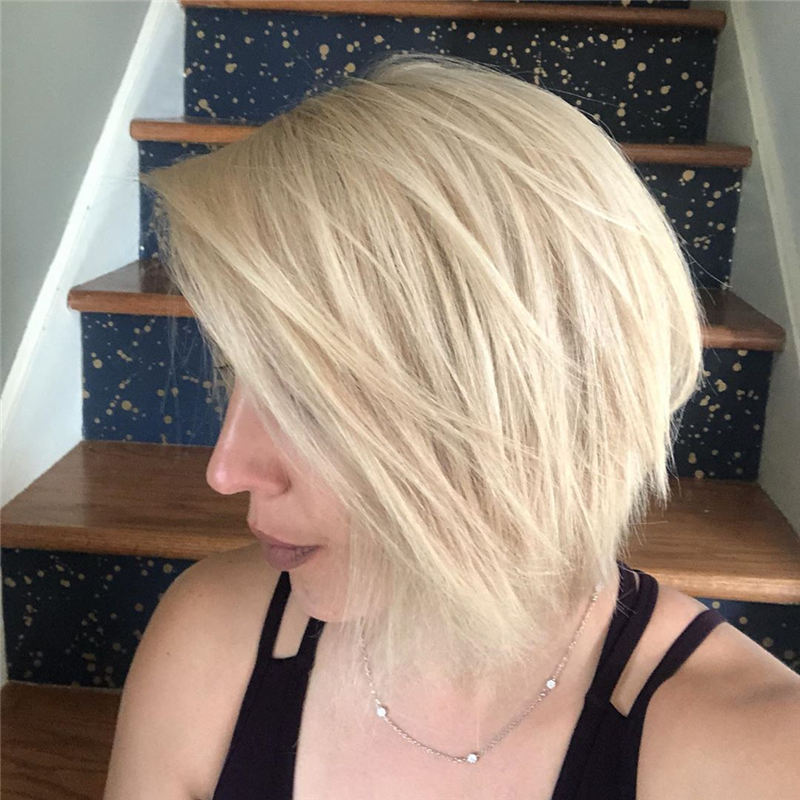 Extremely Popular Bob Hairstyles To Inspire Your Next Haircut 10