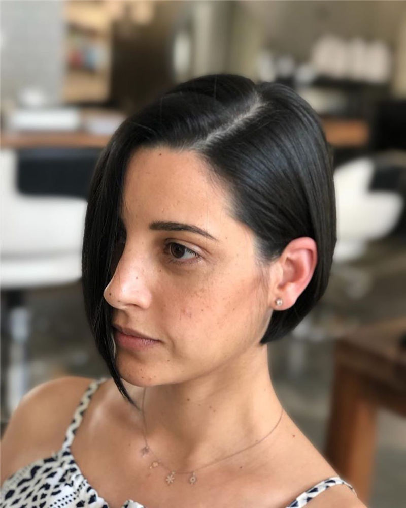 Extremely Popular Bob Hairstyles To Inspire Your Next Haircut 11