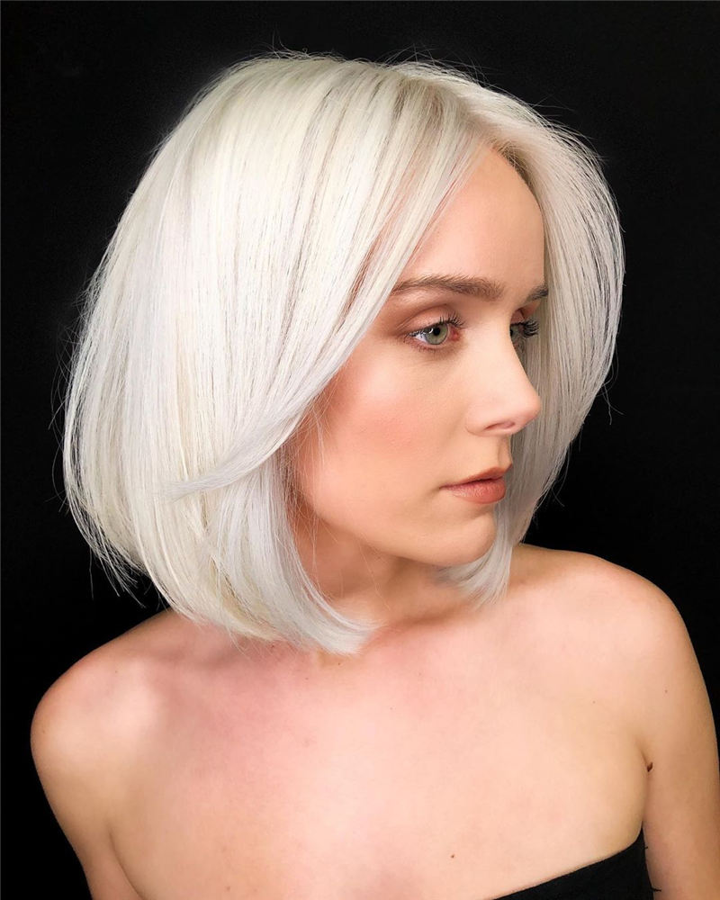 Extremely Popular Bob Hairstyles To Inspire Your Next Haircut 13
