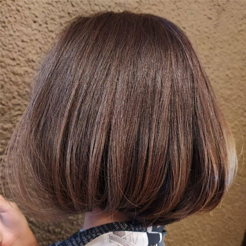 Extremely Popular Bob Hairstyles To Inspire Your Next Haircut 16