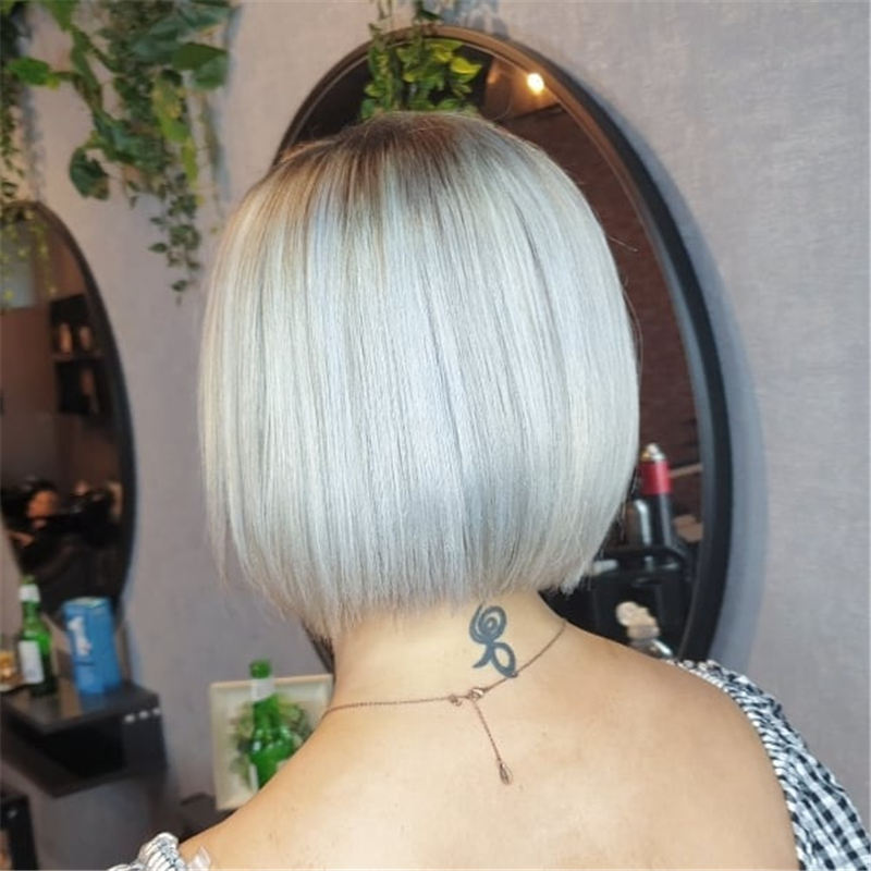 Extremely Popular Bob Hairstyles To Inspire Your Next Haircut 17