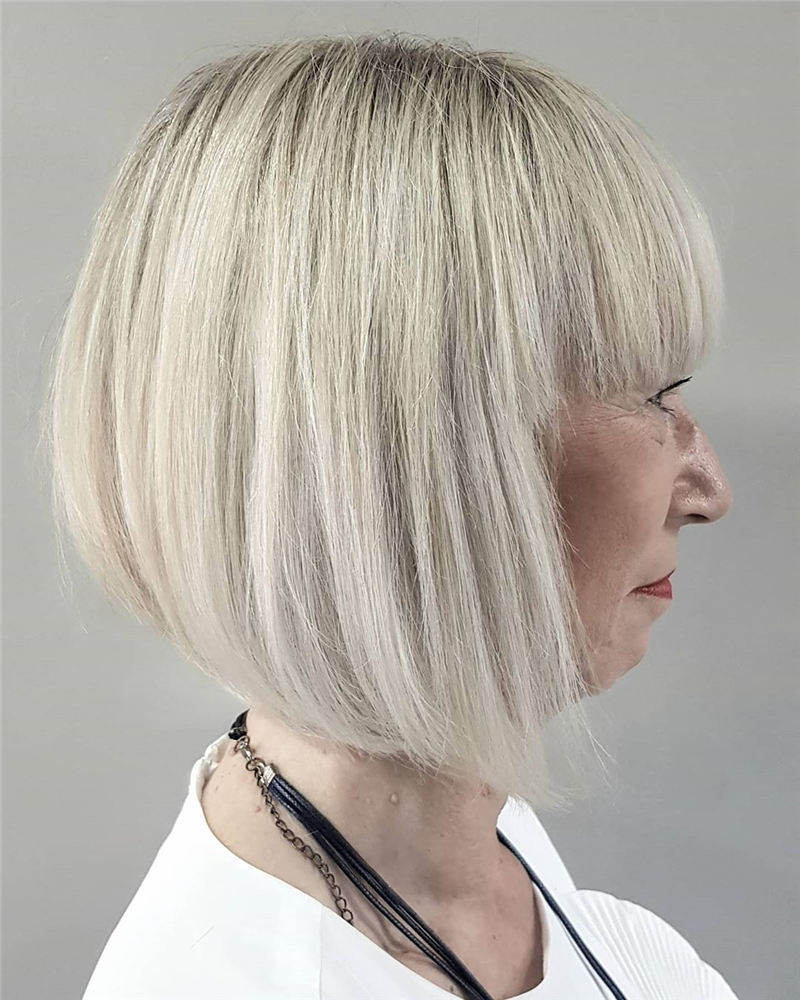 Extremely Popular Bob Hairstyles To Inspire Your Next Haircut 21