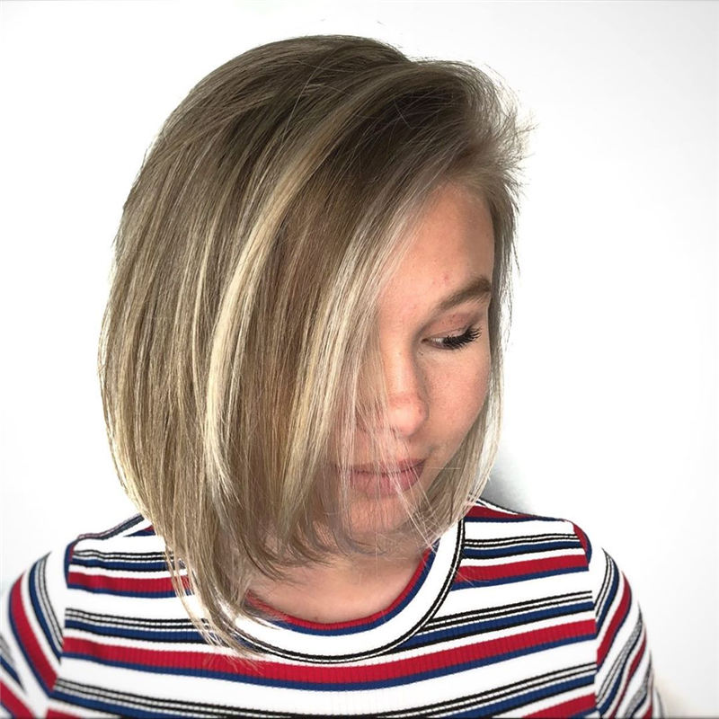 Extremely Popular Bob Hairstyles To Inspire Your Next Haircut 22