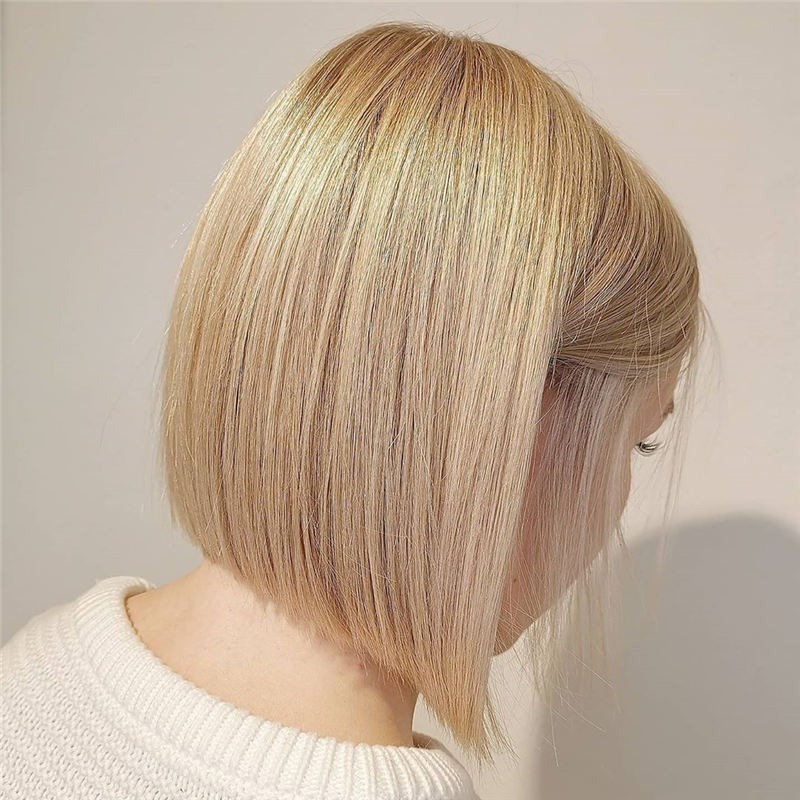 Extremely Popular Bob Hairstyles To Inspire Your Next Haircut 23