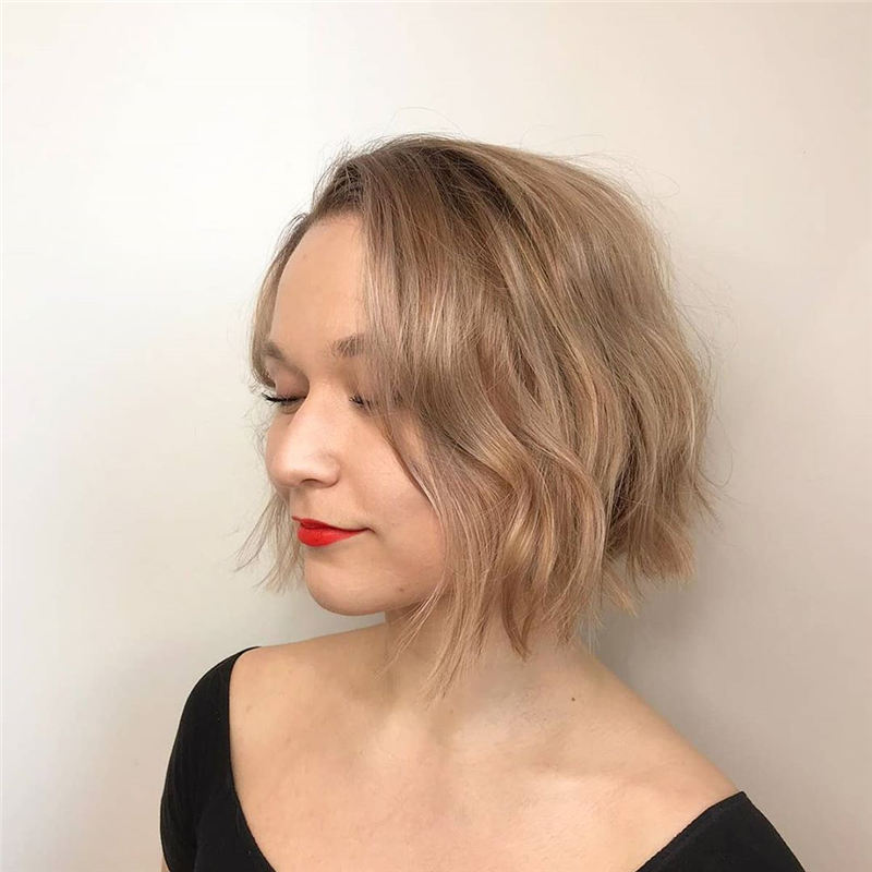 Extremely Popular Bob Hairstyles To Inspire Your Next Haircut 29