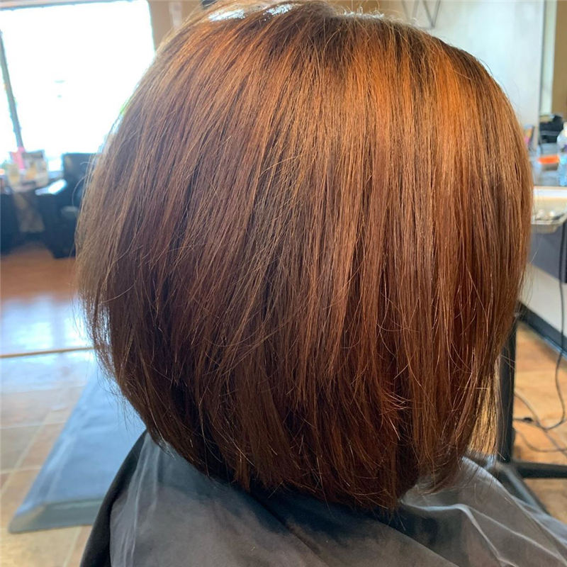 Extremely Popular Bob Hairstyles To Inspire Your Next Haircut 31