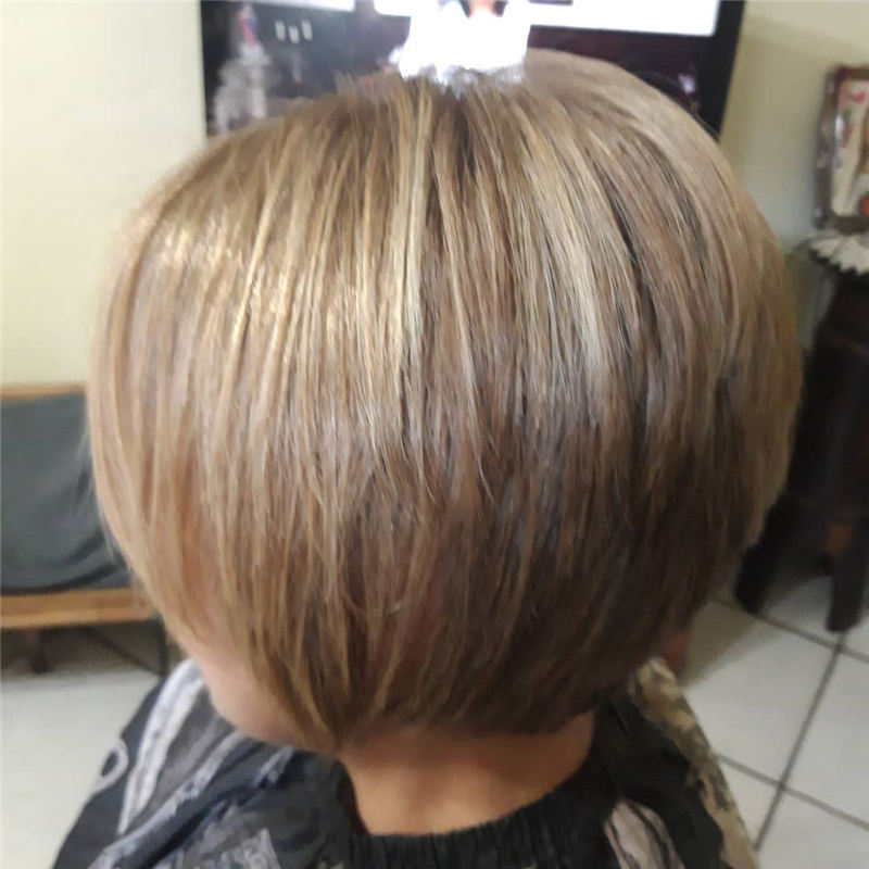 Extremely Popular Bob Hairstyles To Inspire Your Next Haircut 33
