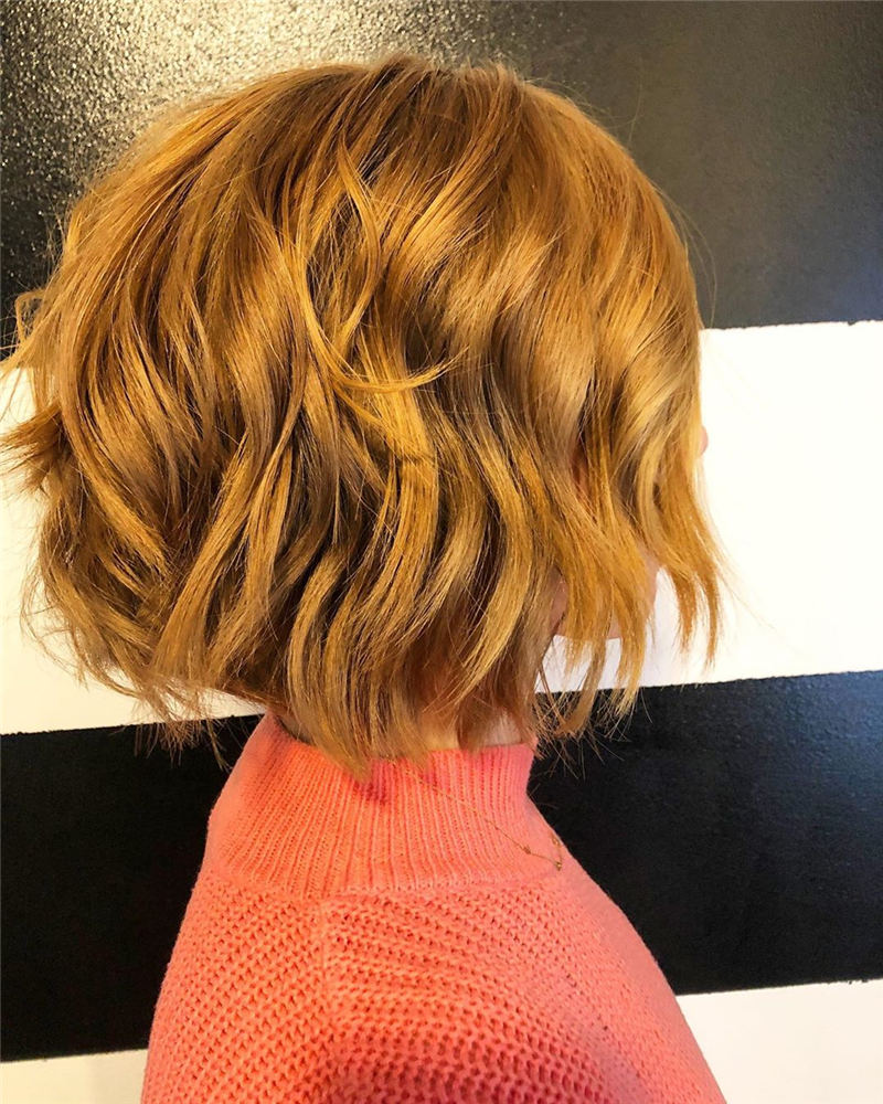 Fresh Bob Haircuts You Will Love in 2020 01