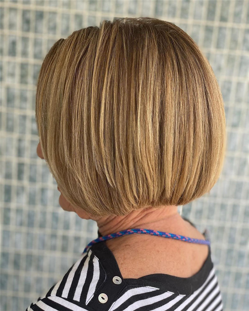 Fresh Bob Haircuts You Will Love in 2020 03