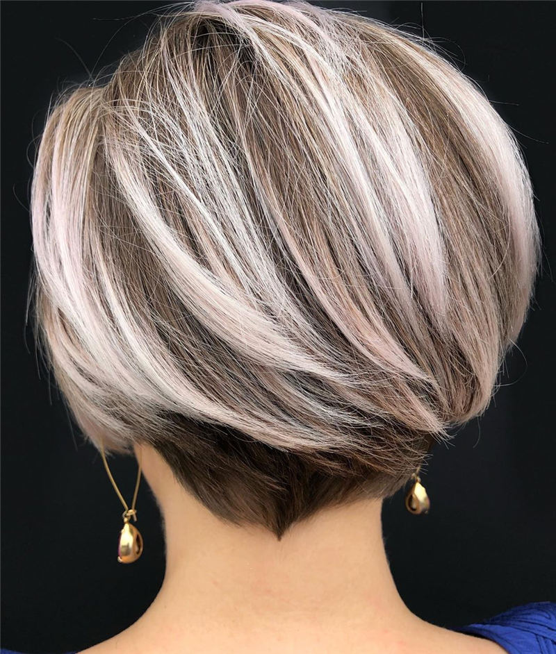 Fresh Bob Haircuts You Will Love in 2020 04