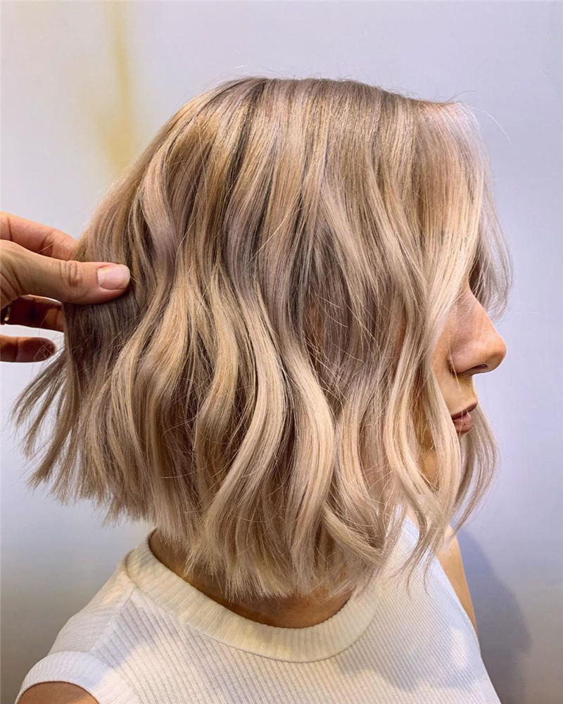 Fresh Bob Haircuts You Will Love in 2020 06