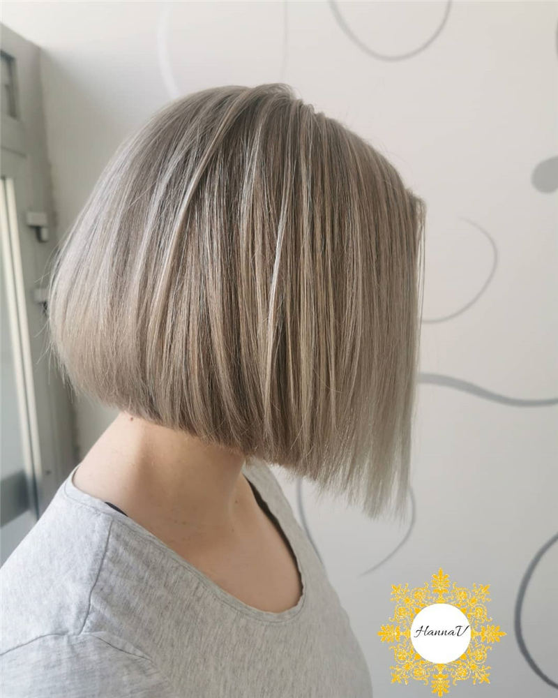 Fresh Bob Haircuts You Will Love in 2020 07