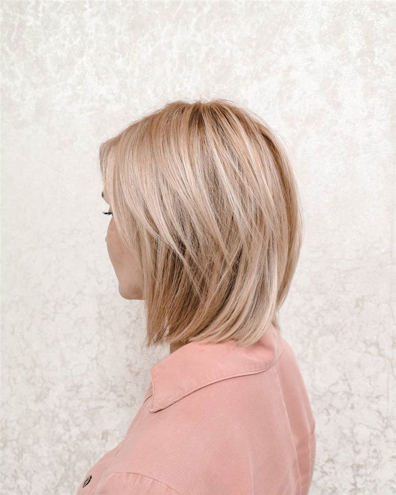 Fresh Bob Haircuts You Will Love in 2020 08