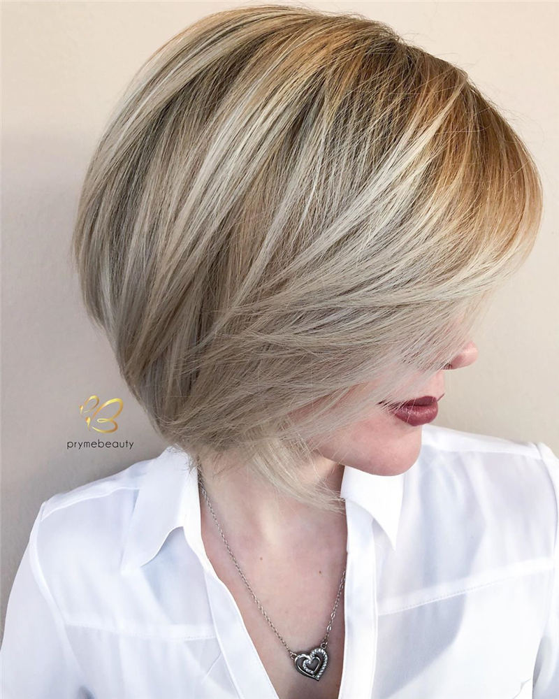 Fresh Bob Haircuts You Will Love in 2020 09
