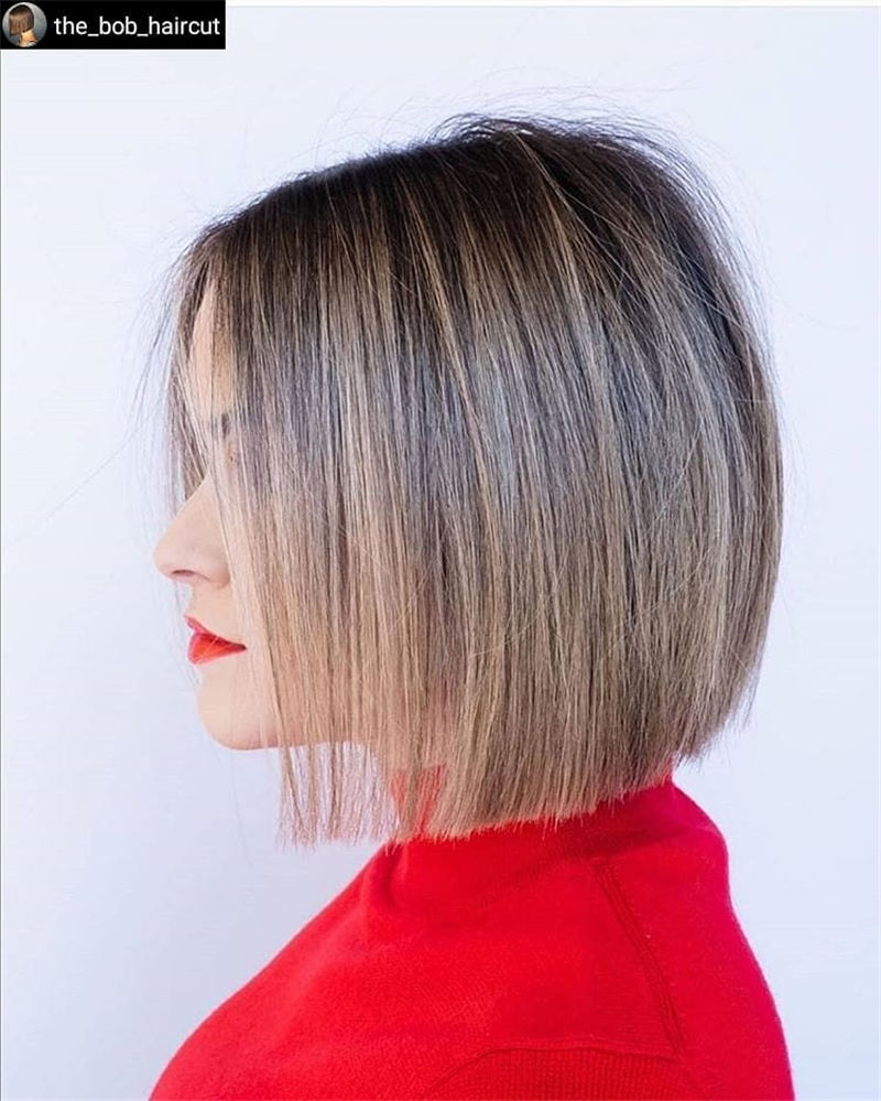 Fresh Bob Haircuts You Will Love in 2020 11
