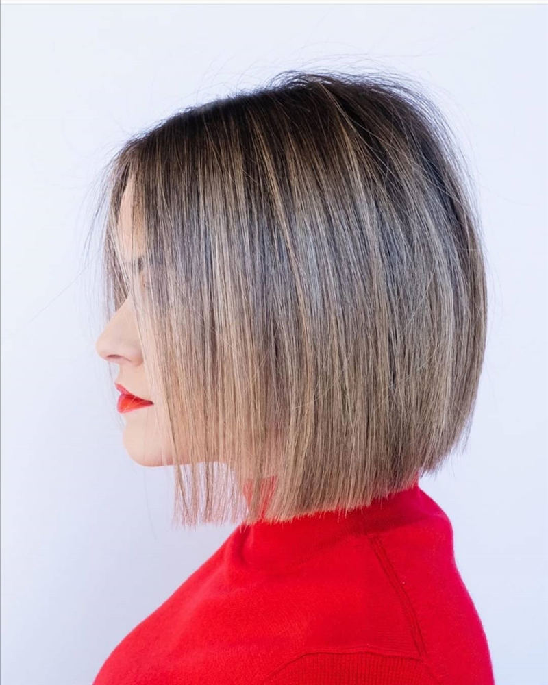 Fresh Bob Haircuts You Will Love in 2020 14