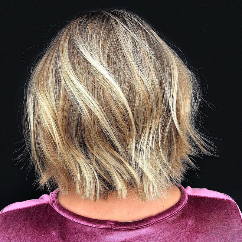 Fresh Bob Haircuts You Will Love in 2020 18