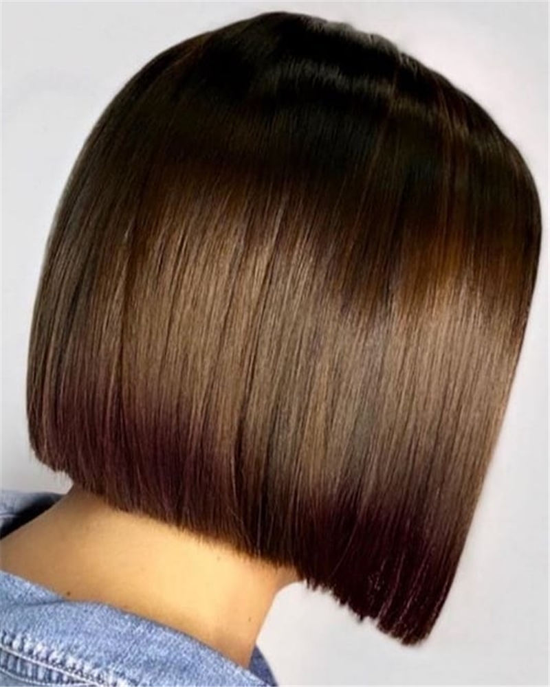 Fresh Bob Haircuts You Will Love in 2020 26