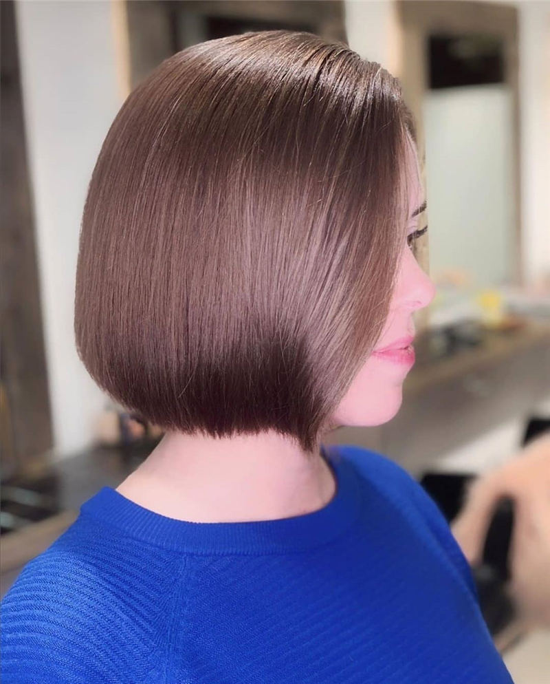 Fresh Bob Haircuts You Will Love in 2020 31