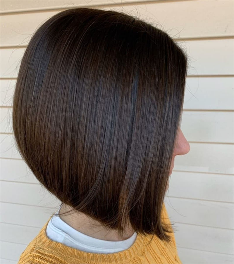 Fresh Bob Haircuts You Will Love in 2020 34