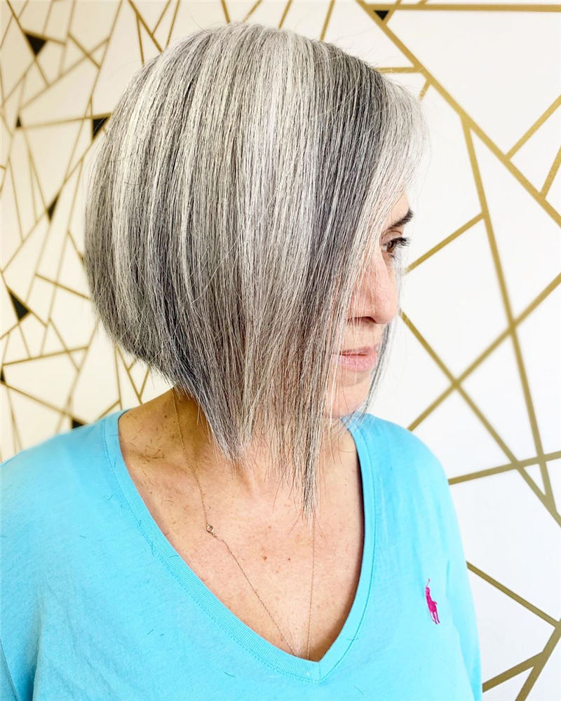 Fresh Bob Haircuts You Will Love in 2020 36