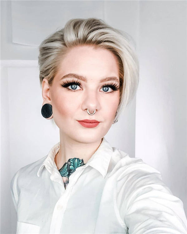 Latest Most Popular Pixie Haircuts You Cant Miss 06