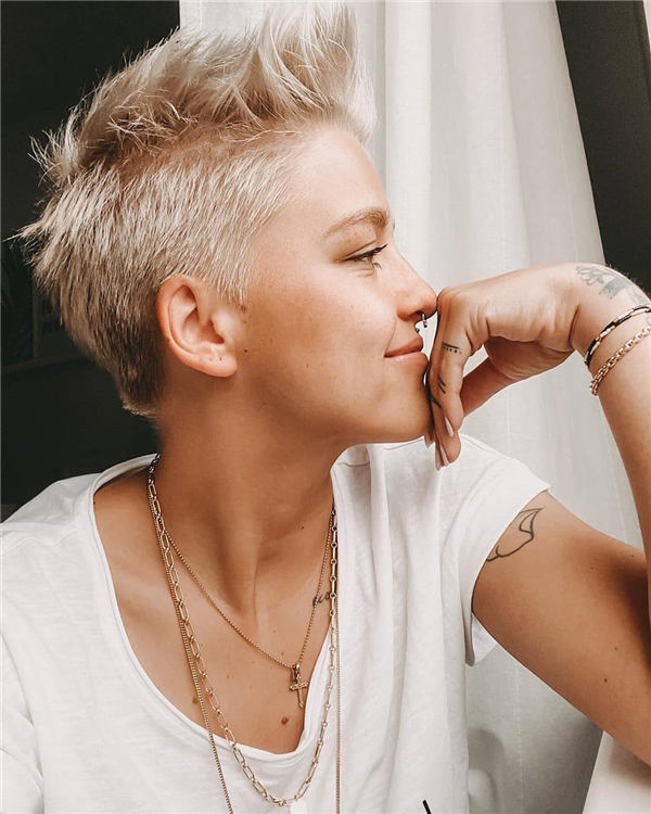 Latest Most Popular Pixie Haircuts You Cant Miss 07