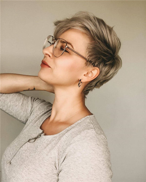 Latest Most Popular Pixie Haircuts You Cant Miss 27