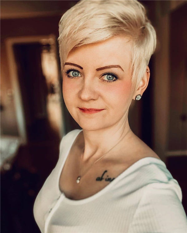 Latest Most Popular Pixie Haircuts You Cant Miss 28