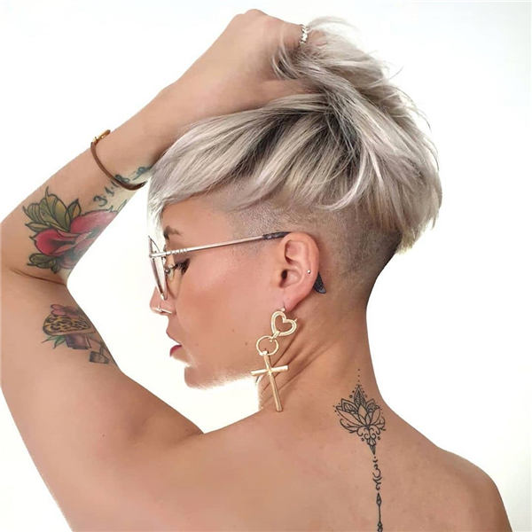 Latest Most Popular Pixie Haircuts You Cant Miss 29