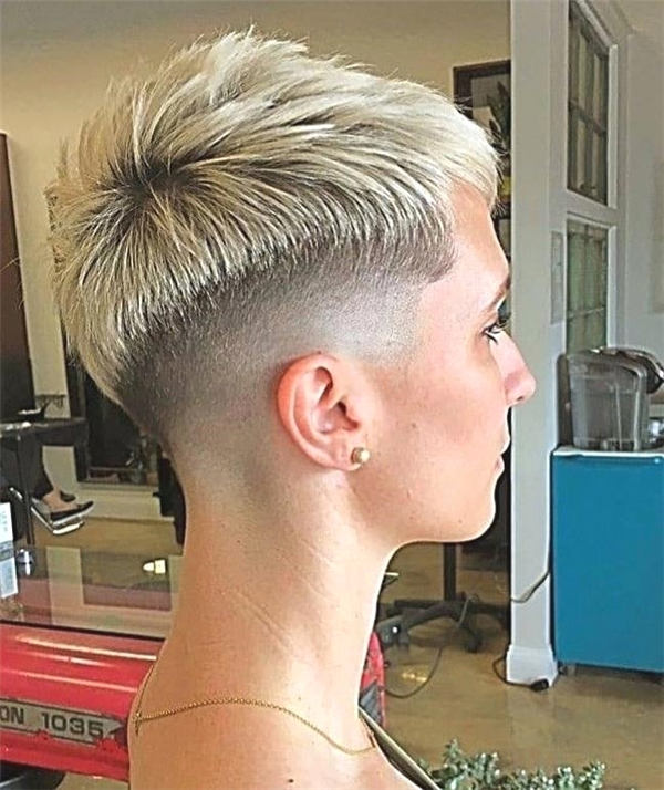 Latest Most Popular Pixie Haircuts You Cant Miss 31