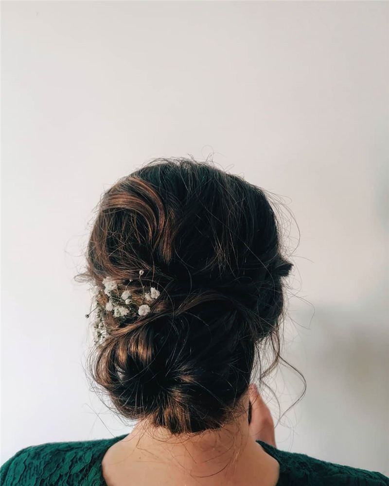 New Great Wedding Hairstyles for Your Big Day 2020 01