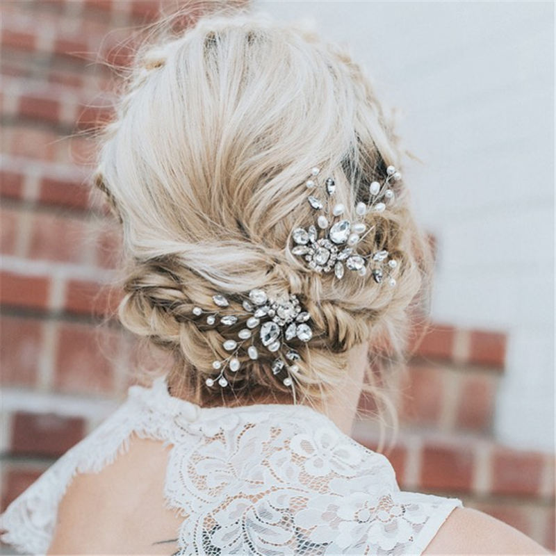 New Great Wedding Hairstyles for Your Big Day 2020 07