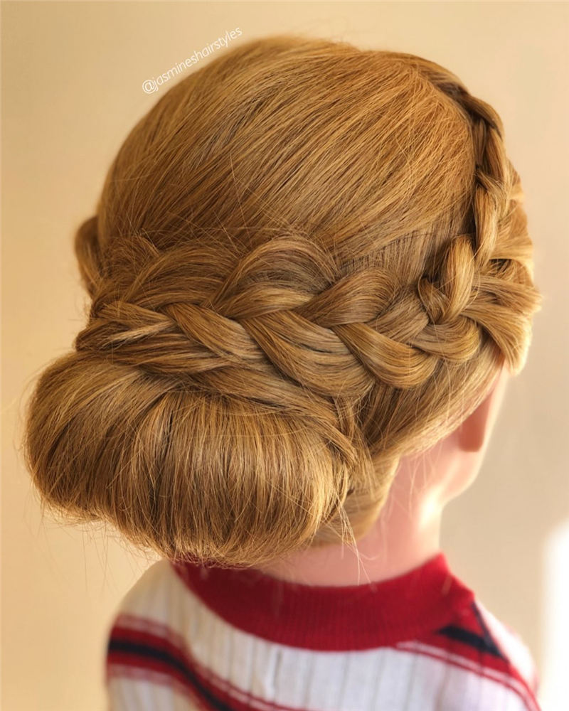 New Great Wedding Hairstyles for Your Big Day 2020 10