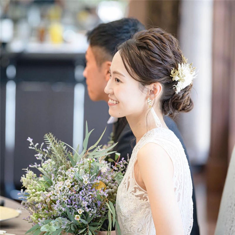 New Great Wedding Hairstyles for Your Big Day 2020 13