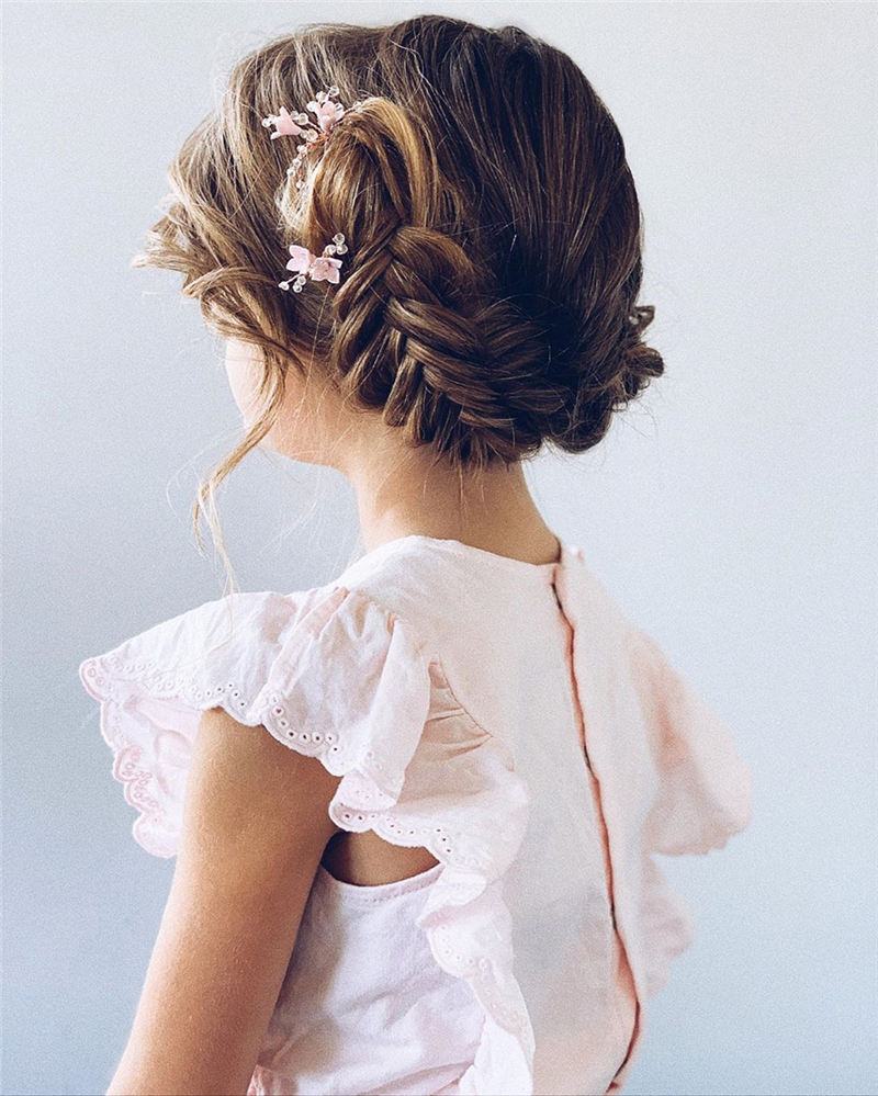 New Great Wedding Hairstyles for Your Big Day 2020 14