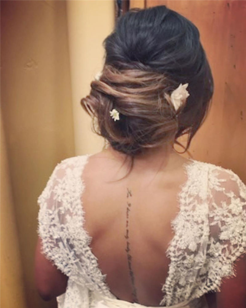 New Great Wedding Hairstyles for Your Big Day 2020 17