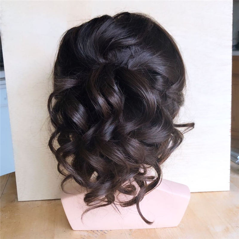 New Great Wedding Hairstyles for Your Big Day 2020 28
