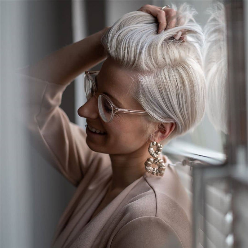 Stylish And Pretty Pixie Haircuts to Look Cool This Year 07