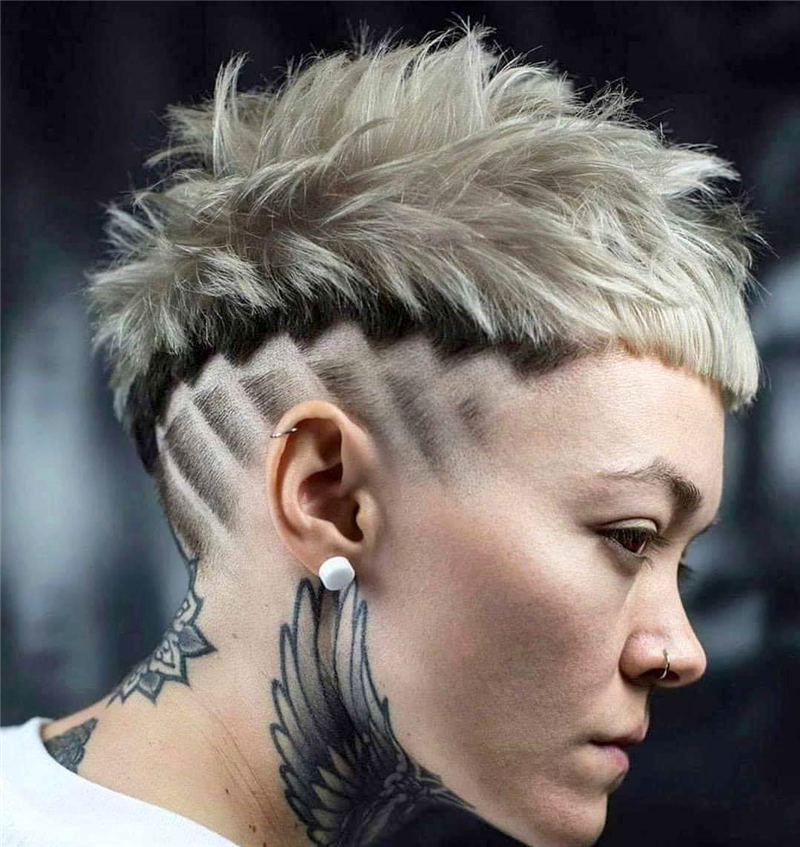 Stylish And Pretty Pixie Haircuts to Look Cool This Year 17