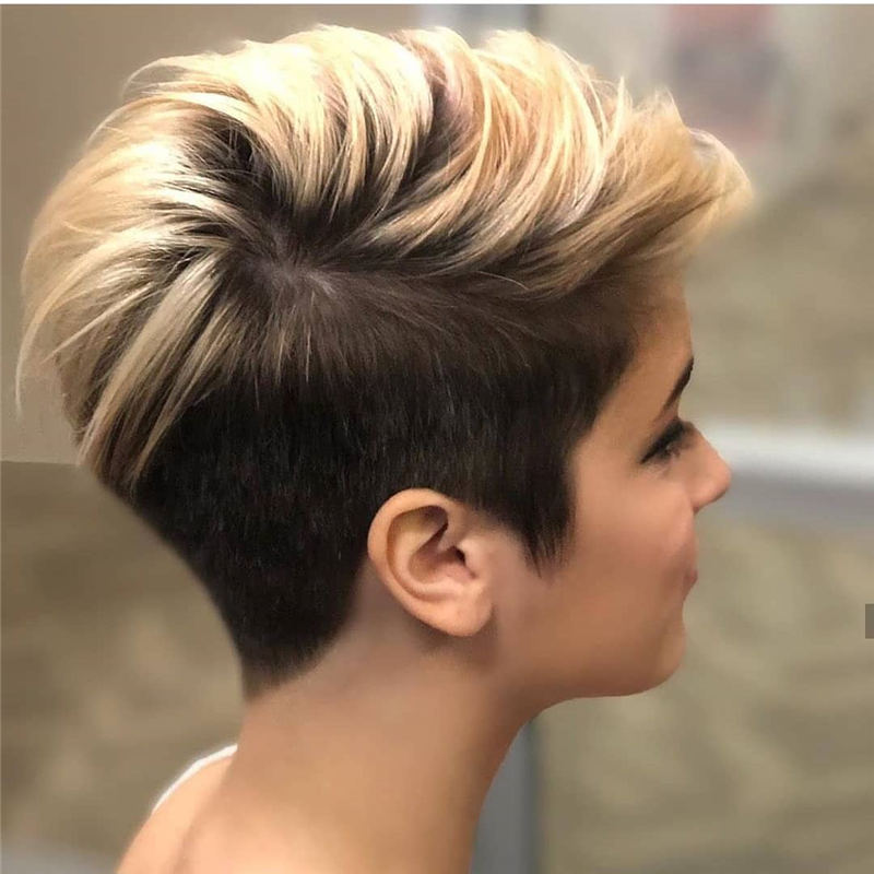 Stylish And Pretty Pixie Haircuts to Look Cool This Year 24