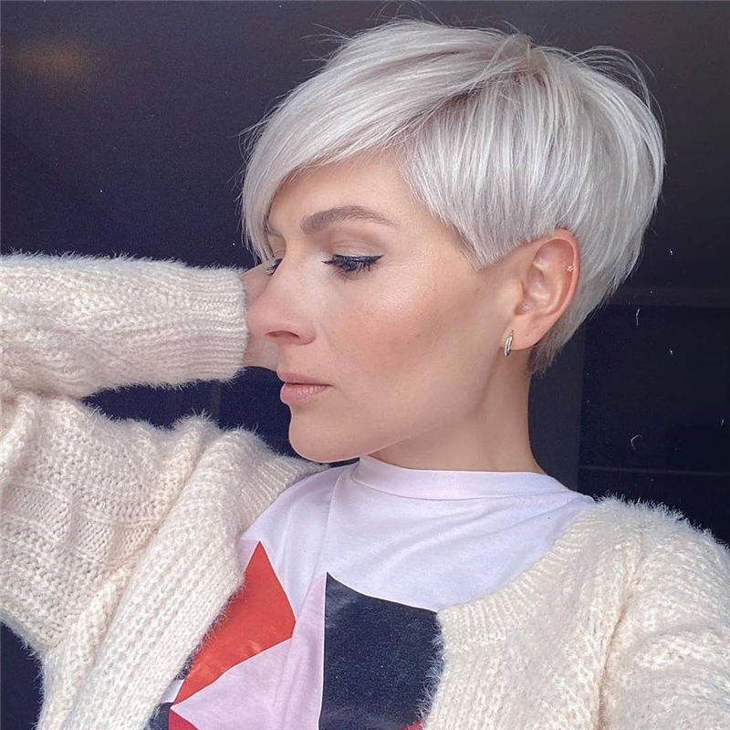 Stylish And Pretty Pixie Haircuts to Look Cool This Year 31